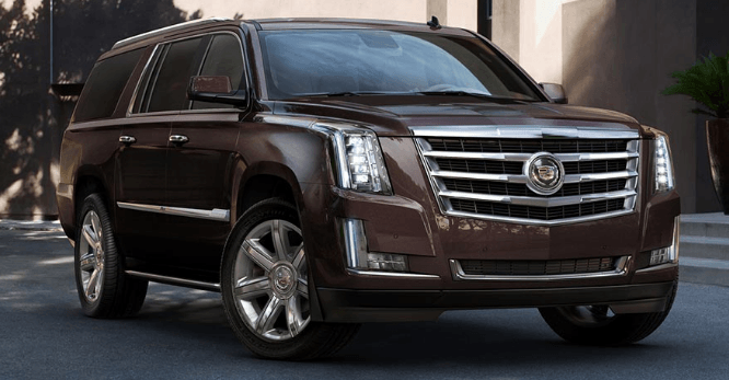 2020 Cadillac Escalade Interiors, Rumors and Release Date
