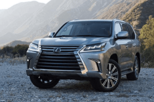 2020 Lexus GX 460 Exteriors, Interiors and Release Date