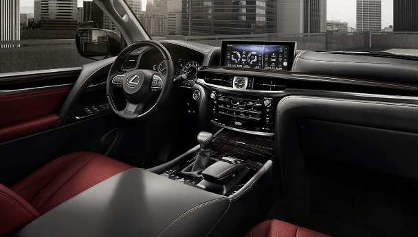 2020 Lexus LX 570 Interiors, Exteriors And Release Date