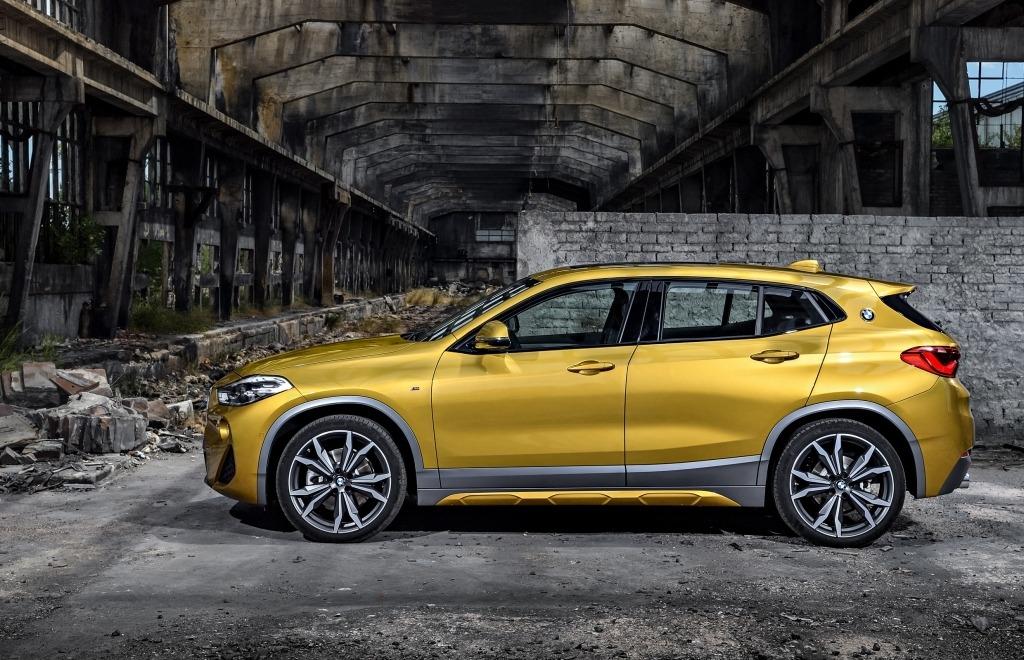2021 BMW X1 Interior