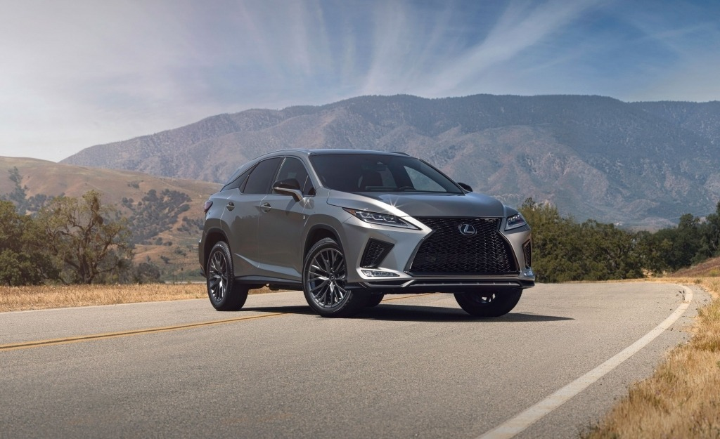2021 lexus rx redesign price release date