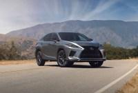 2021 Lexus RX Concept