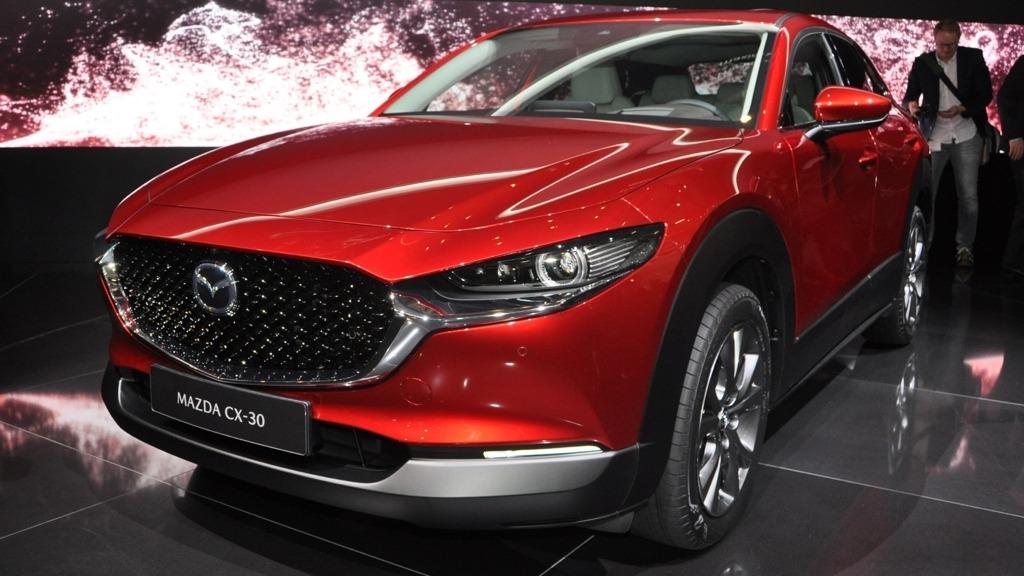 2022 Mazda CX5 Drivetrain