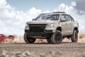 2021 Chevrolet Colorado Z71 Concept, Redesign, Engines, and Price