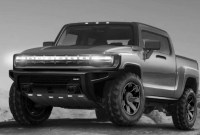 2022 GMC Hummer EV Specs