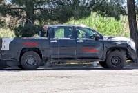 2021 Toyota Tacoma Hybrid Spy Shots