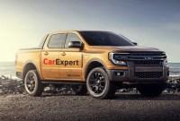 2022 Ford Ranger Raptor Concept