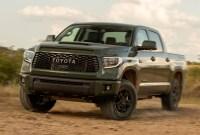 2022 Toyota Tundra Powertrain