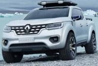 2021 Renault Alaskan Spy Photos