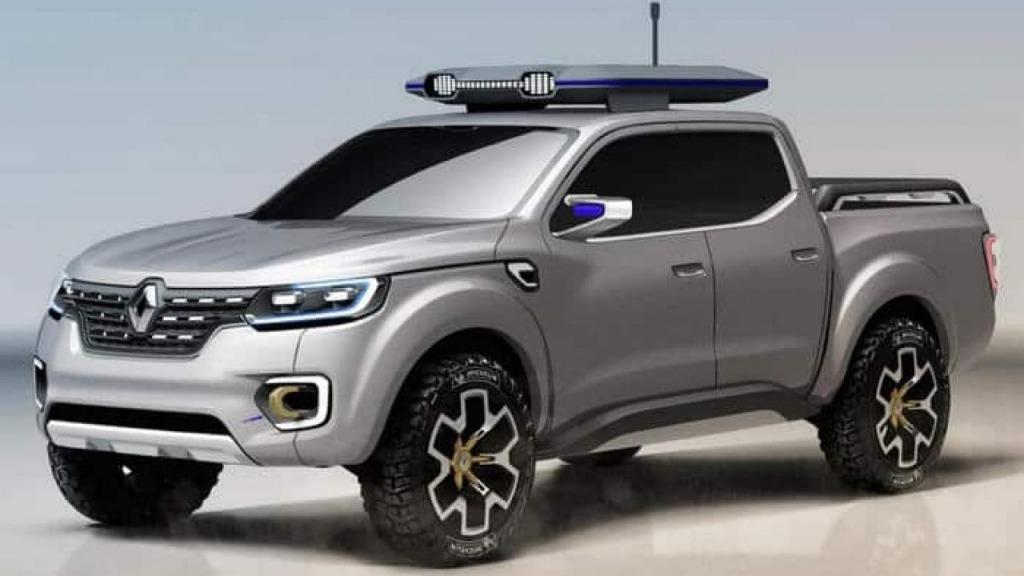 2021 Renault Alaskan Wallpaper