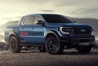 2022 Ford Ranger Powertrain