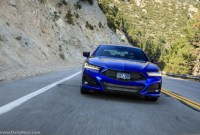 2021 Acura TLX ASpec Pictures