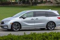 2021 Honda Odyssey Type R Concept