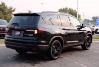 2021 Honda Pilot Black Edition Redesign