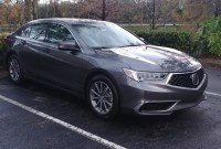 2022 Acura TLX Release date