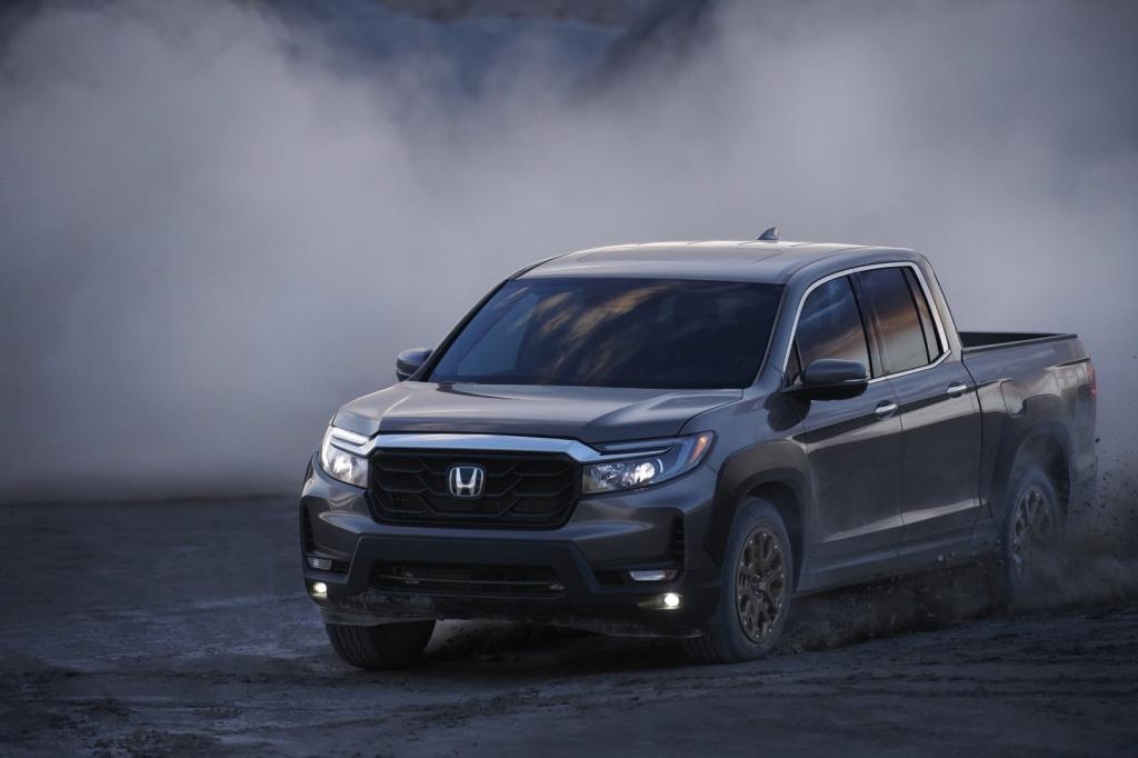 2022 Honda Ridgeline Price