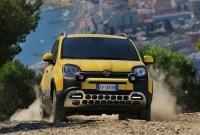 Fiat Panda Cross 2021 Interior