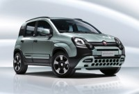 Fiat Panda Cross 2021 Redesign