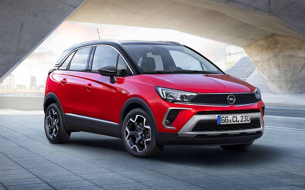Opel Crossland 2021 Specs