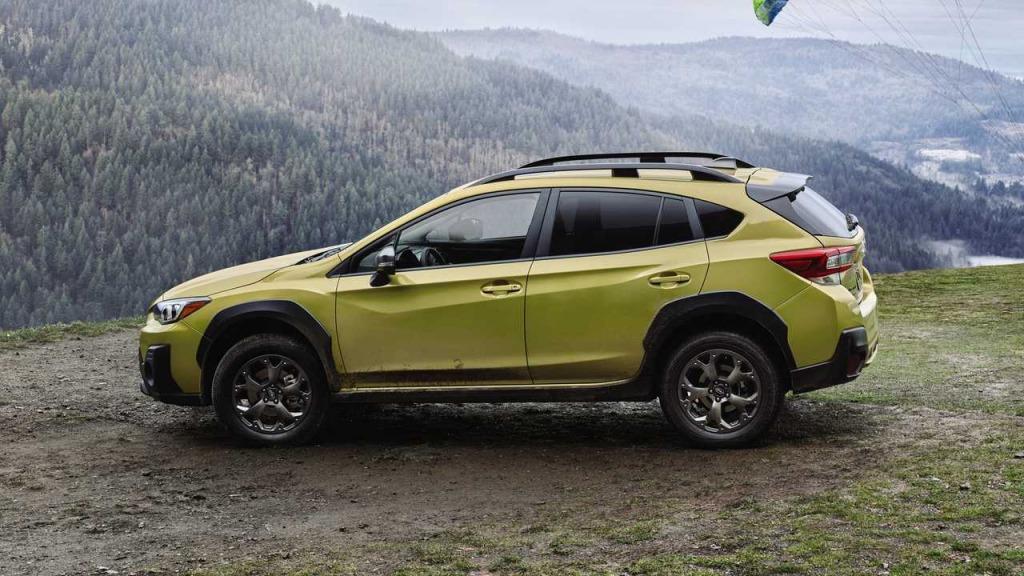 Subaru XV 2021 Redesign