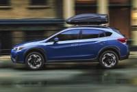 Subaru XV 2021 Spy Photos