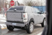 2022 Ford Courier Spy Shots