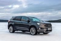 2022 Ford Edge Spy Shots