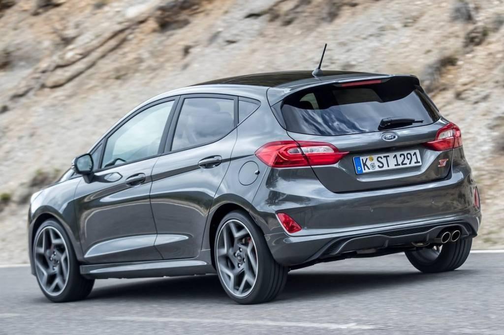 2022 Ford Fiesta Exterior