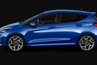 2022 Ford Fiesta Powertrain