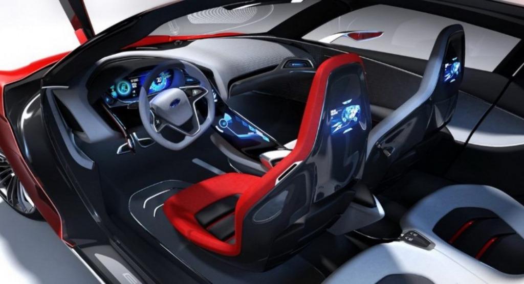 2022 Ford Thunderbird Spy Photos