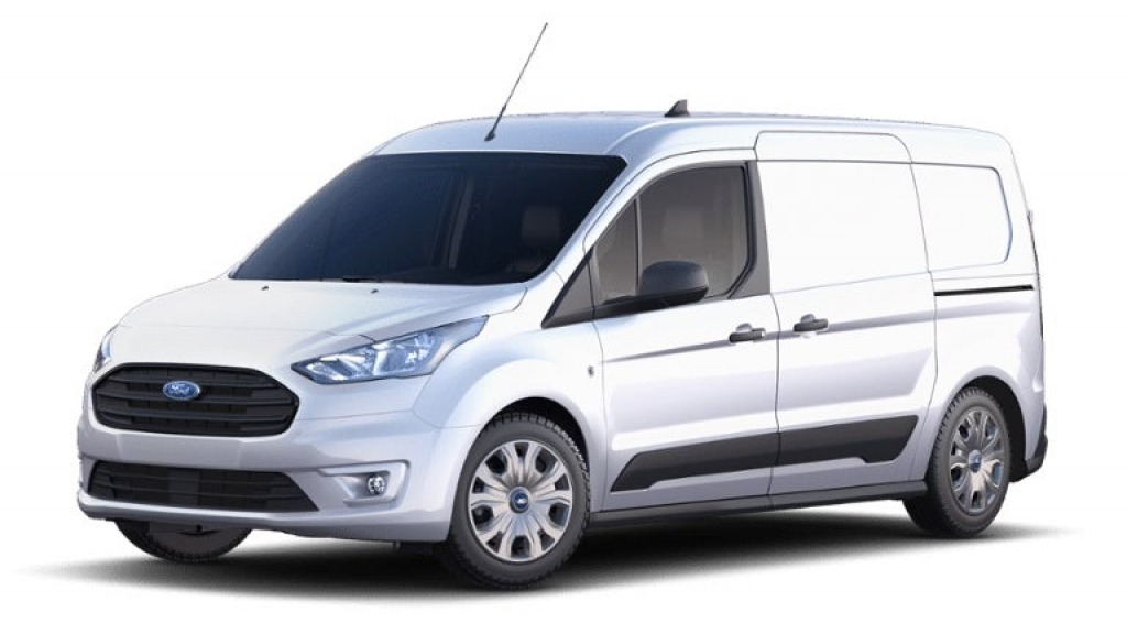 2022 Ford Transit Connect Van Interior