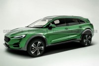 2023 Ford Fusion Active Redesign