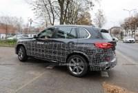 2022 BMW X5 Spy Shots