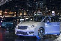 2022 Chrysler Pacifica Redesign