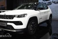 2022 Jeep Compass Spy Shots