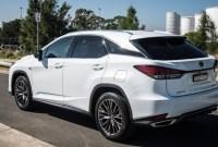 2022 Lexus LX Drivetrain