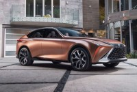 2022 Lexus LX Spy Photos