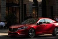 2022 Mazda 6 Release date