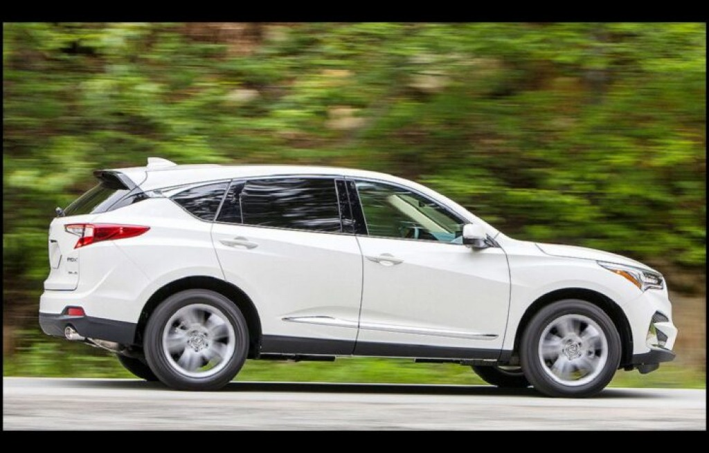 2023 Acura RDX Redesign