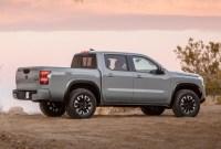 2023 Nissan Frontier Truck Exterior