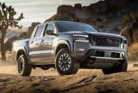 2023 Nissan Frontier Truck Images