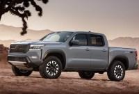 2023 Nissan Frontier Truck Redesign