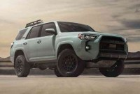 2023 Toyota 4Runner Spy Photos