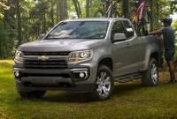 2022 Chevrolet Colorado Price