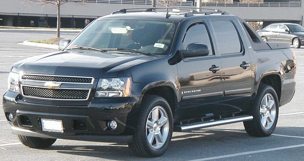 2022 Chevy Avalanche Pictures