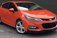2022 Chevy Cruze Release Date