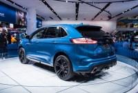 2022 Ford Edge Drivetrain