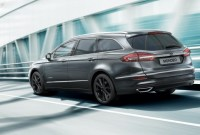 2022 Ford Fusion Active Powertrain