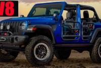 2022 Jeep Gladiator Rubicon Engine