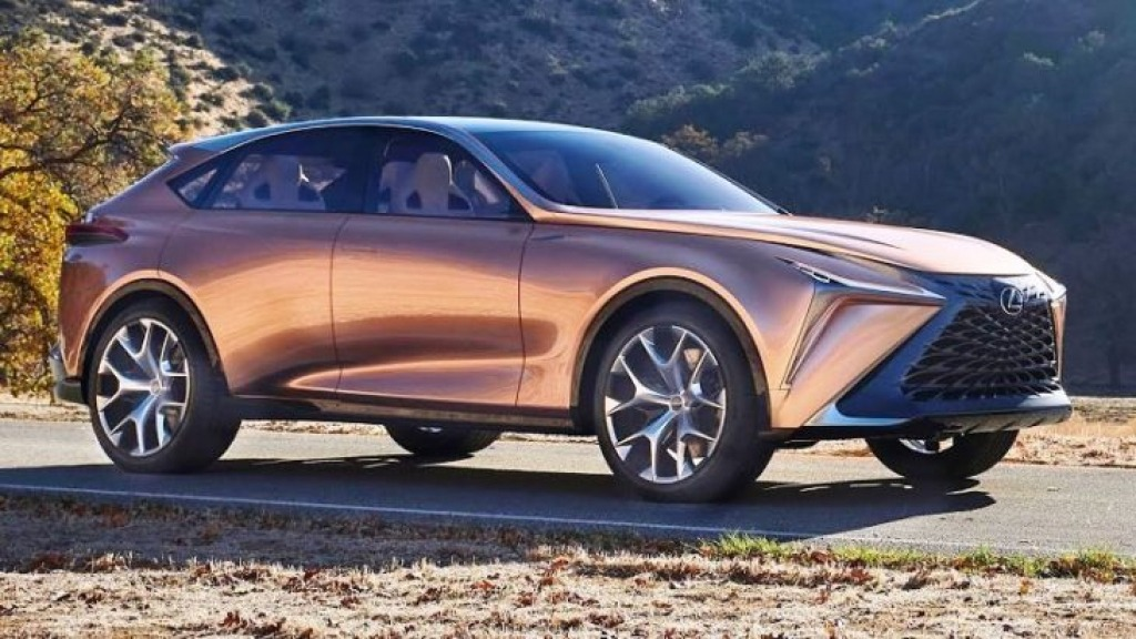 2022 Lexus RX Exterior